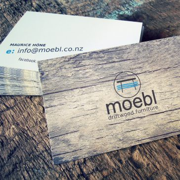 Business cards? Check!